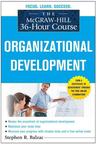 Organizational Development   2011 edition cover