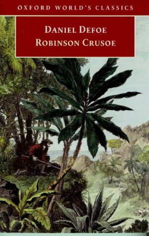 Life and Strange Surprising Adventures of Robinson Crusoe, of York, Mariner  N/A 9780192833822 Front Cover