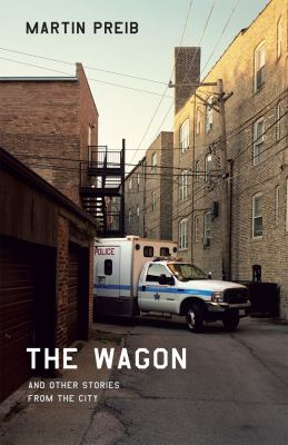 Wagon and Other Stories from the City   2011 edition cover