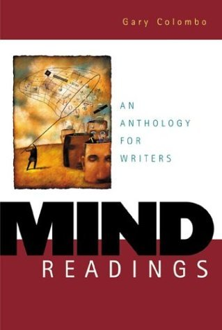 Mind Readings An Anthology for Writers  2002 edition cover