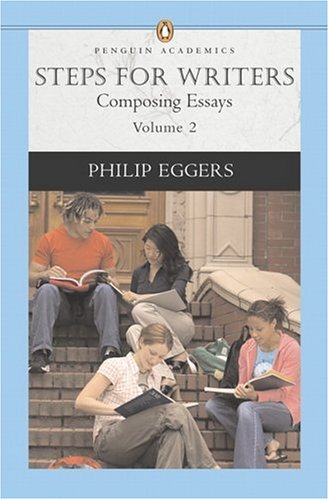 Steps for Writers Composing Essays  2007 9780321198822 Front Cover
