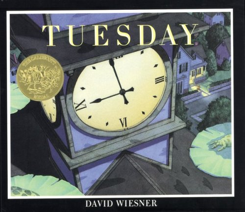 Tuesday   1997 edition cover