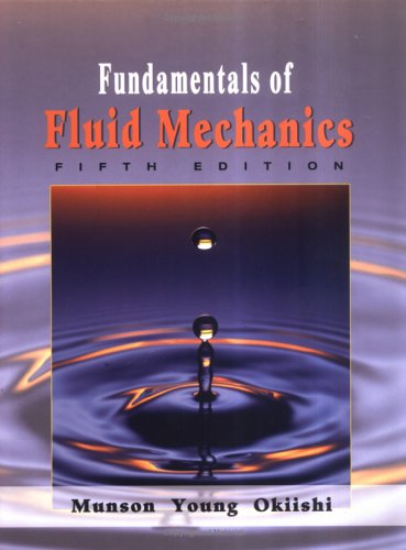 Fundamentals of Fluid Mechanics  5th 2006 (Revised) edition cover