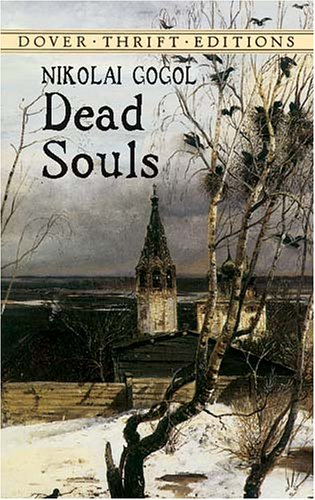 Dead Souls   2003 edition cover