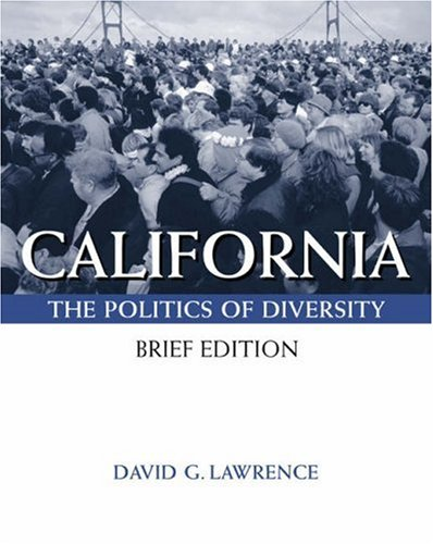California Politics of Diversity  2004 edition cover