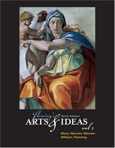 Fleming's Arts and Ideas  10th 2005 (Revised) 9780534613822 Front Cover