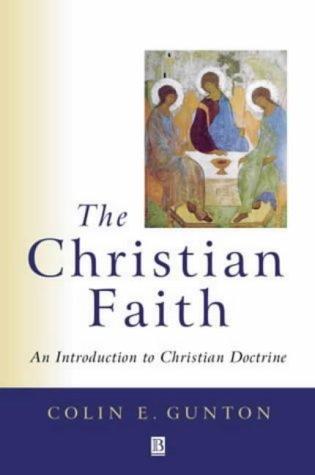 Christian Faith An Introduction to Christian Doctrine  2001 edition cover