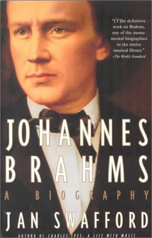 Johannes Brahms A Biography N/A edition cover
