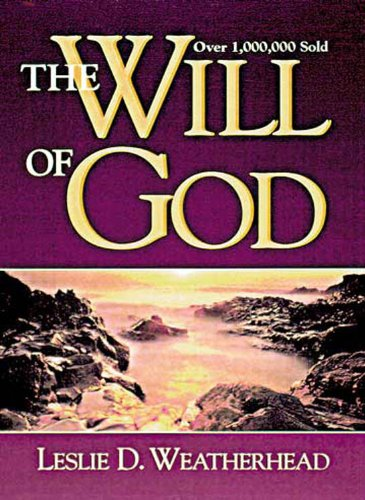 Will of God  N/A edition cover