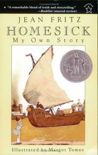 Homesick My Own Story N/A edition cover