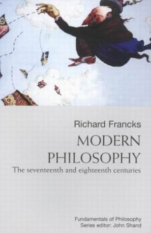 Modern Philosophy   2003 edition cover