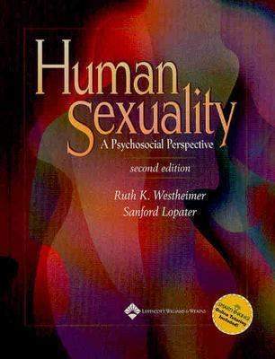 Human Sexuality A Psychosocial Perspective 2nd 2005 (Revised) edition cover