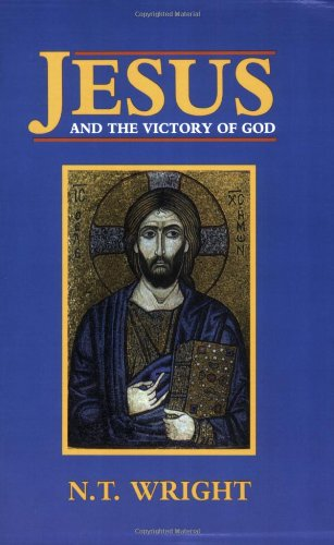 Jesus and the Victory of God  N/A edition cover