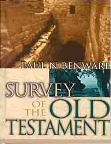 Survey of the Old Testament  Student Manual, Study Guide, etc. edition cover