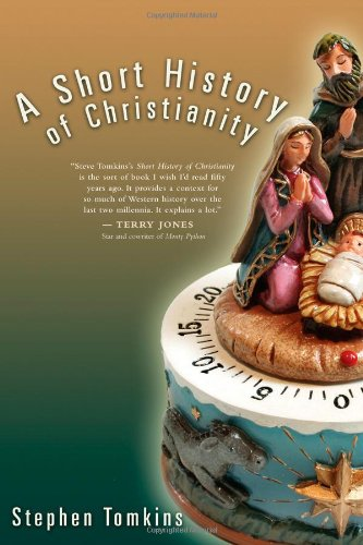 Short History of Christianity   2006 edition cover