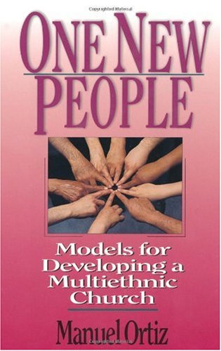 One New People Models for Developing a Multiethnic Church N/A edition cover