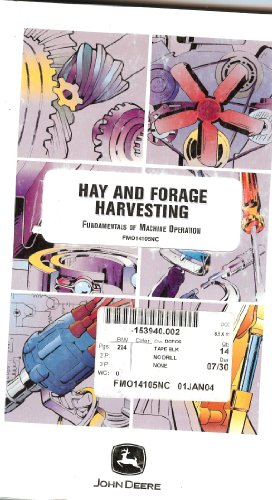 Hay and Forage Harvesting: 5th 2004 edition cover