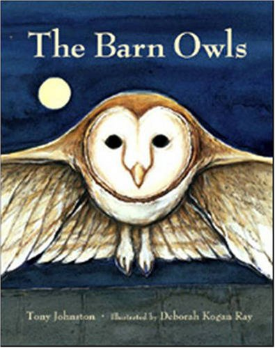 Barn Owls  N/A 9780881069822 Front Cover