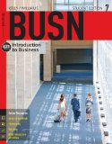 Busn 7:   2014 9781285187822 Front Cover