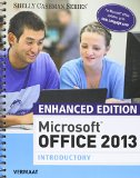 Microsoft� Office 2013, Introductory   2016 edition cover