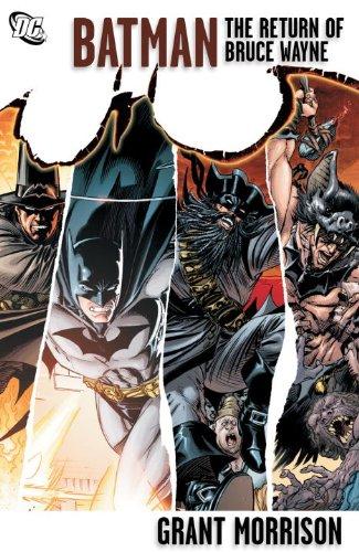 Batman - The Return of Bruce Wayne  N/A 9781401233822 Front Cover