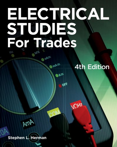 Electrical Studies for Trades  4th 2010 edition cover