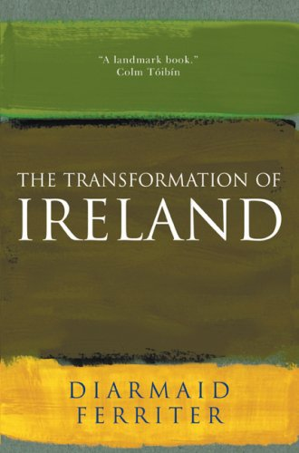 Transformation of Ireland  N/A edition cover