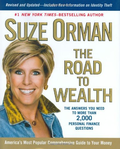 Road to Wealth The Answers You Need to More Than 2,000 Personal Finance Questions  2008 (Revised) edition cover
