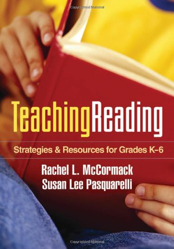 Teaching Reading Strategies and Resources for Grades K-6  2010 edition cover
