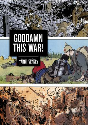Goddamn This War!   2012 edition cover