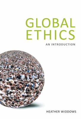 Global Ethics An Introduction  2012 edition cover