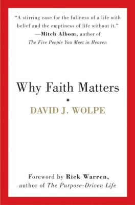 Why Faith Matters  N/A edition cover