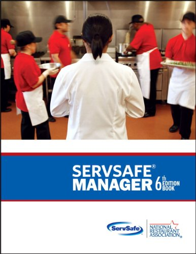 Servsafe Manager  6th 2013 (Revised) edition cover