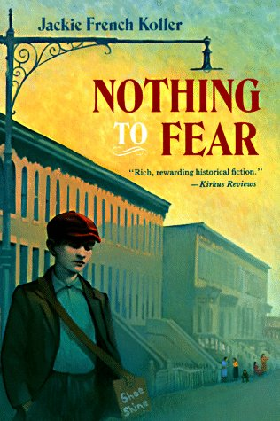 Nothing to Fear   1993 9780152575823 Front Cover