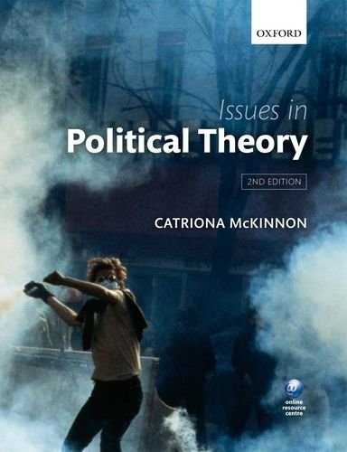 Issues in Political Theory  2nd 2011 edition cover