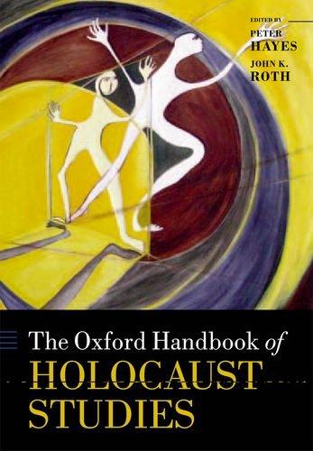 Oxford Handbook of Holocaust Studies   2012 edition cover