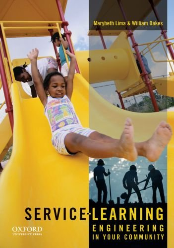 Service-Learning Engineering in Your Community N/A 9780199767823 Front Cover