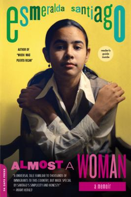 Almost a Woman A Memoir N/A edition cover