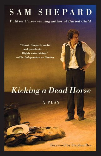 Kicking a Dead Horse  N/A edition cover