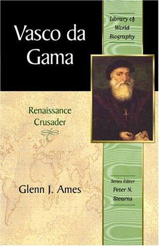 Vasco Da Gama Renaissance Crusader  2005 edition cover