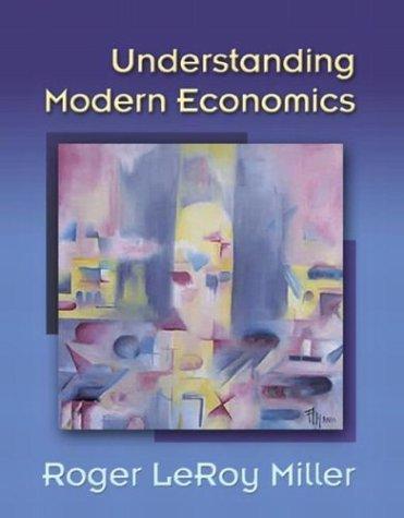 Understanding Modern Economics   2005 edition cover