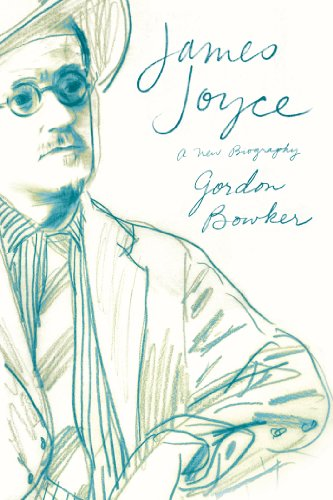 James Joyce A New Biography  2012 edition cover