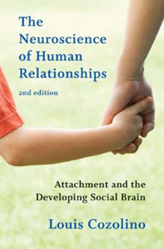 The Neuroscience of Human Relationships: Attachment and the Developing Social Brain  2014 edition cover
