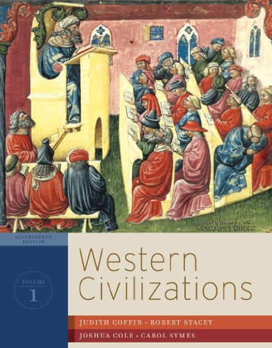 Western Civilizations Their History and Their Culture 17th 2011 edition cover