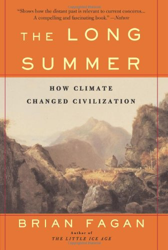 Long Summer How Climate Changed Civilization  2004 edition cover