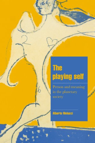 Playing Self Person and Meaning in the Planetary Society  1996 9780521564823 Front Cover