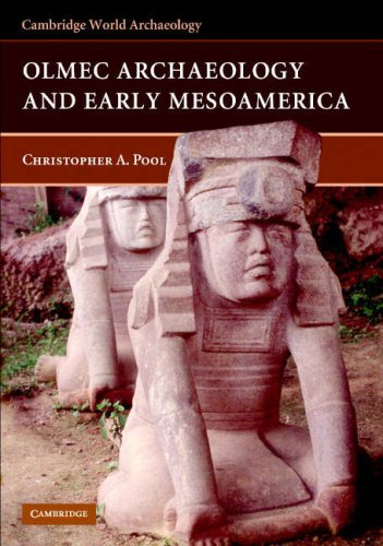 Olmec Archaeology and Early Mesoamerica   2007 9780521788823 Front Cover
