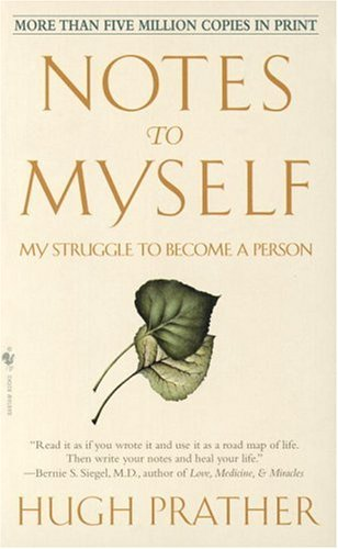 Notes to Myself My Struggle to Become a Person 20th (Anniversary) edition cover