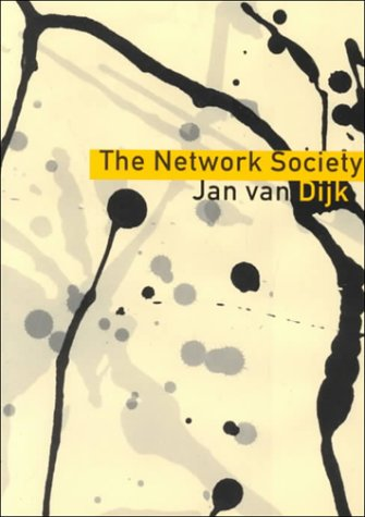 Network Society Social Aspects of New Media  1999 9780761962823 Front Cover