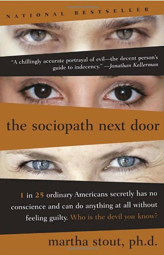 Sociopath Next Door   2006 9780767915823 Front Cover